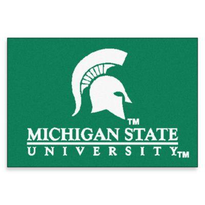 Michigan State University 20-Inch x 30-Inch Floormat
