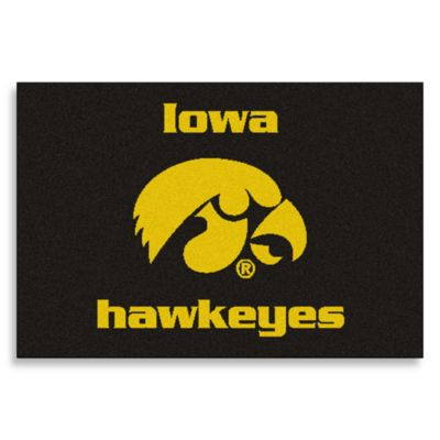 University of Iowa Indoor Floor/Door Mat