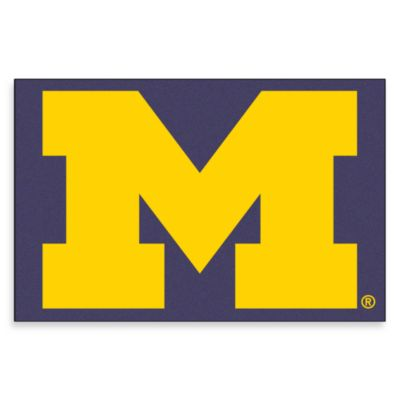 University of Michigan Indoor Floor/Door Mat