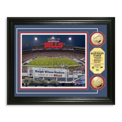 Buffalo Bills NFL® Stadium Gold Coin Photo Mint