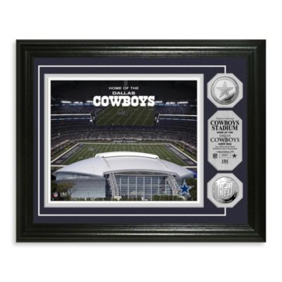 Dallas Cowboys NFL® Stadium Gold Coin Photo Mint