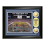 Indianapolis Colts NFL® Stadium Gold Coin Photo