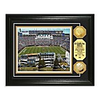 Jacksonville Jaguars NFL® Stadium Gold Coin Photo Mint