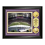 Minnesota Vikings NFL® Stadium Gold Coin Photo Mint