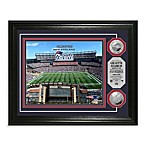 New England Patriots NFL® Stadium Gold Coin Photo Mint