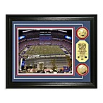 New York Giants NFL® Stadium Gold Coin Photo Mint