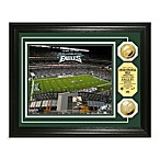 Philadelphia Eagles NFL® Stadium Gold Coin Photo Mint