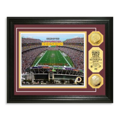 Washington Redskins NFL® Stadium Gold Coin Photo Mint