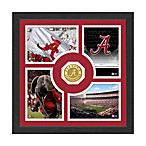 University of Alabama Fan Memories Bronze Coin Photo Mint
