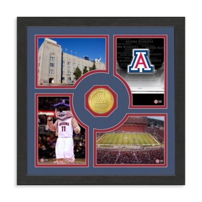 University of Arizona Fan Memories Bronze Coin Photo Mint