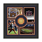Auburn University Collegiate Fan Memories Bronze Coin Photo Mint