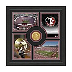 Florida State Collegiate Fan Memories Bronze Coin Photo Mint