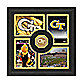 Georgia Tech Fan Memories Minted Bronze Coin Photo Frame