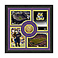 Louisiana State University Fan Memories Minted Bronze Coin Photo Frame