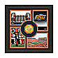 Oklahoma State Fan Memories Minted Bronze Coin Photo Frame