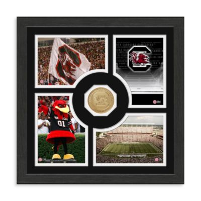 University of South Carolina Fan Memories Minted Bronze Coin Photo Frame