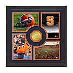 Syracuse University Fan Memories Minted Bronze Coin Photo Frame