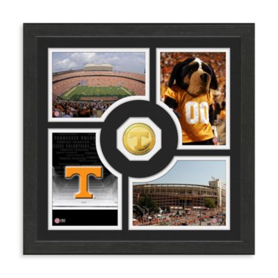 University of Tennessee Fan Memories Minted Bronze Coin Photo Frame