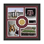Texas A&M Fan Memories Minted Bronze Coin Photo Frame