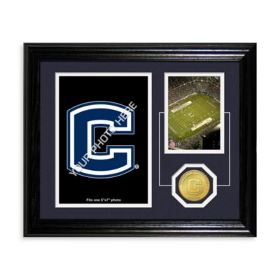 University of Connecticut Fan Memories Desktop Photo Mint Frame