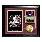 Florida State Fan Memories Desktop Photo Mint Frame