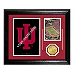 Indiana University Fan Memories Coin and Stadium Photo Mint