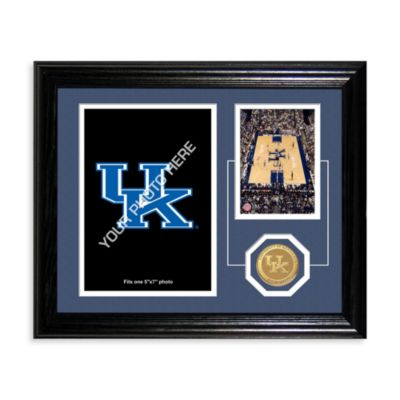 University of Kentucky Fan Memories Desktop Photo Mint Frame