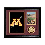 University of Minnesota Fan Memories Desktop Photo Mint Frame