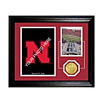 University of Nebraska Fan Memories Desktop Photo Mint Frame