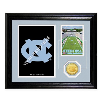 University of North Carolina Fan Memories Desktop Photo Mint Frame