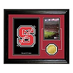 North Carolina State University Fan Memories Desktop Photo Mint Frame