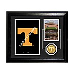 University of Tennessee Fan Memories Desktop Photo Mint Frame