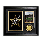 Vanderbilt University Fan Memories Desktop Photo Mint Frame