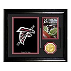 Atlanta Falcons NFL® Fan Memories Coin Desktop Mint