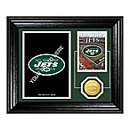 New York Giants Fan Memories Desktop Photo Mint Frame
