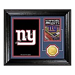 New York Jets NFL® Fan Memories Desktop Photo Mint Frame