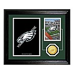 Philadelphia Eagles Fan Memories Desktop Photo Mint Frame