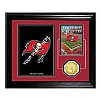 Tampa Bay Buccaneers NFL® Fan Memories Desktop Photo Mint Frame