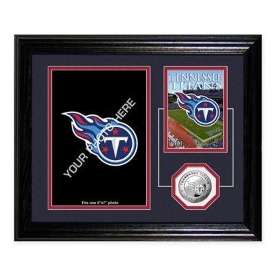 Tennessee Titans Fan Memories Desktop Photo Mint Frame