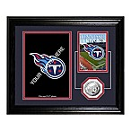 Tennessee Titans Fan Memories Desktop Photo Mint Frame