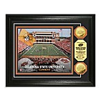 Oklahoma State 13-Inch x 16-Inch Collegiate Stadium Gold Coin Photo Mint Frame