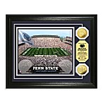 Penn State 13-Inch x 16-Inch Collegiate Stadium Gold Coin Photo Mint Frame