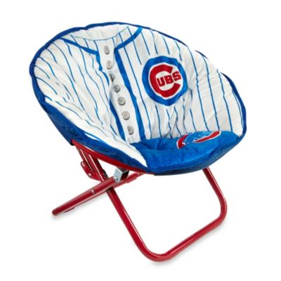 Chicago Cubs Children's Saucer Chair