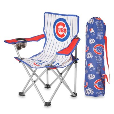 Chicago Cubs Children's Camp Chair