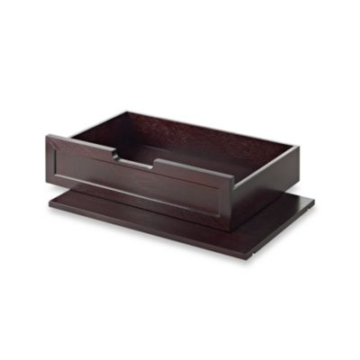 Real Simple® Tray with Shelf