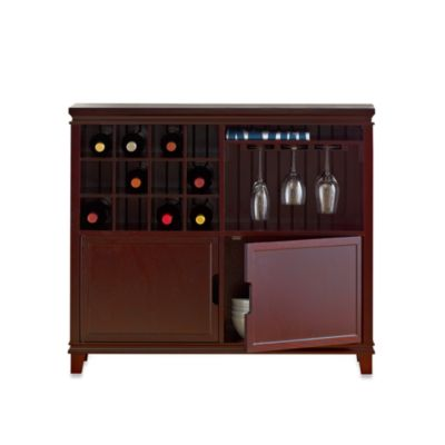 Real Simple® Richmond 2-Compartment Cabinet in Espresso