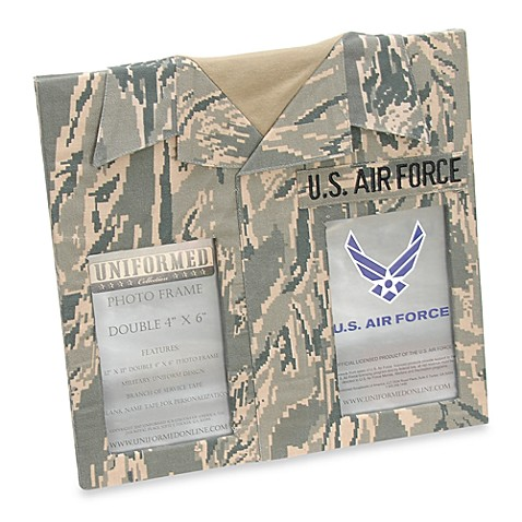 U.S. Air Force 4-Inch x 6-Inch Double Frame