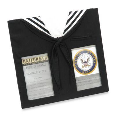 U.S. Navy 4-Inch x 6-Inch Double Frame