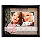 Sisters Scrapbook Shadowbox Frame
