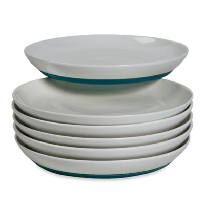Tabletops Unlimited™ Neo Eco Blue 8-Inch Salad Plate (Set of 6)